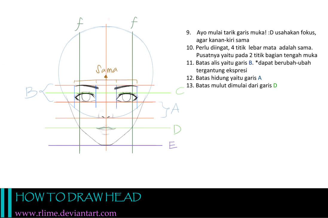 How to draw head 1c by rlime on deviantart how to draw head 1c by rlime ccuart Gallery