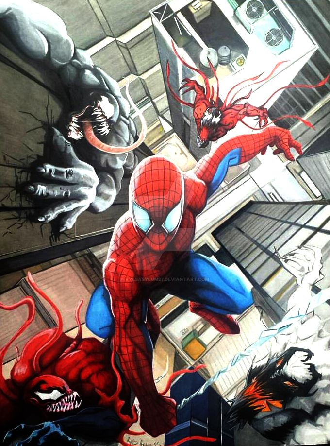Marvel: Bring It On by RyesAsylum27