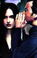 Marvel: Evil Whispers by RyesAsylum27