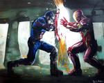 Marvel: The Battle Begins