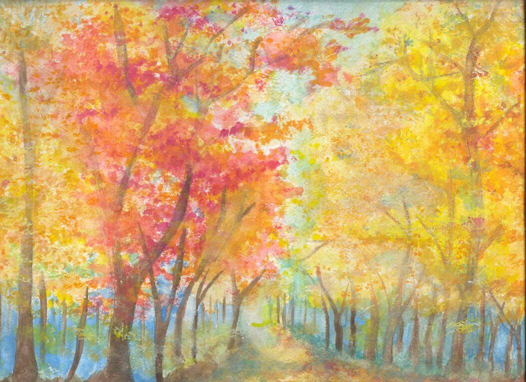 Watercolor Landscape by angeliceva042 on DeviantArt