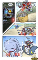 LOL: Fish, fish, Fish! - Lol comic contest by phsueh