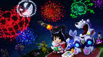 LOL: 4th of July Contest - Ahri and Voli