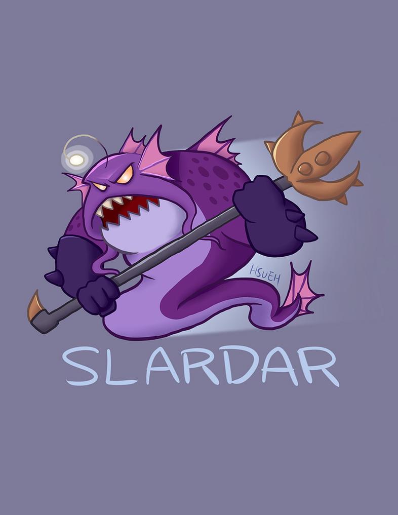 DotA 2: Slardar by phsueh