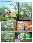 Crossover:When Riven meets Rylai - Part 1