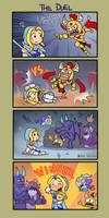 DOTA2: The Duel