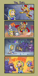 DOTA2: The Duel by phsueh