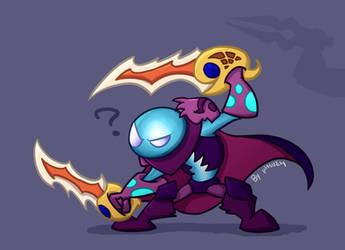DOTA2 - Arc Warden by phsueh
