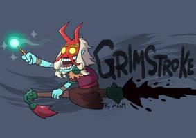 Grimstroke (DOTA2)