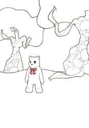 Is it a bear..?