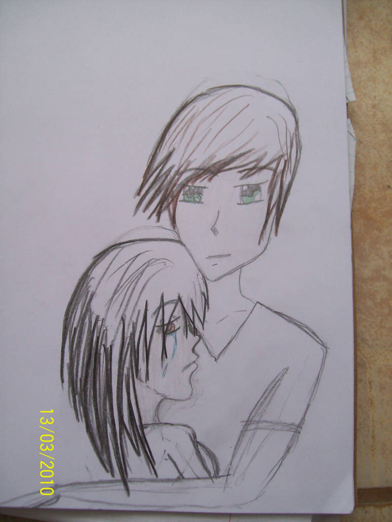 Emo drawings by t12alemanm