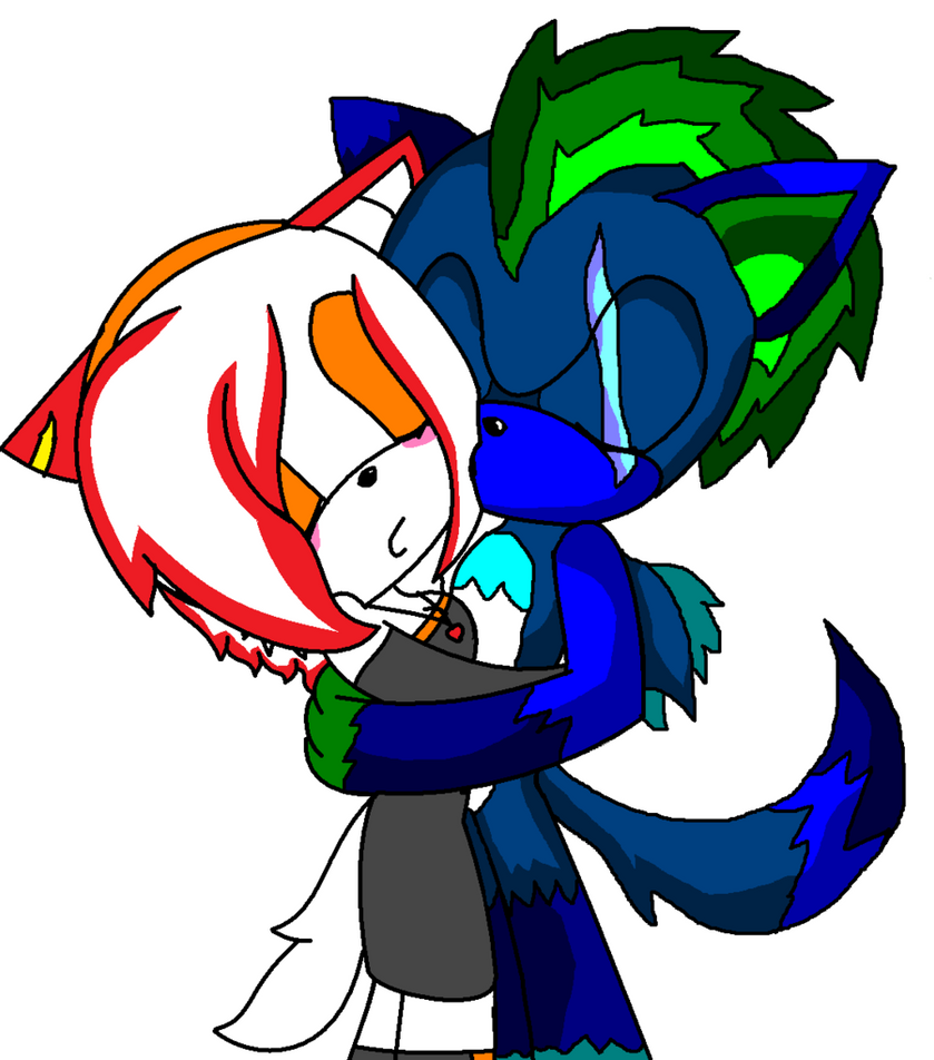 Collab With Wolves959 By Amy0321 On DeviantArt