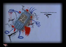 my mobile phone by karimkhani