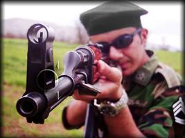 A Gun by karimkhani