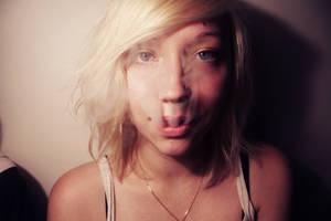 Three smoke lines. by ShannonEva