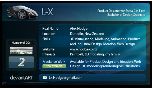 L-X's Profile Picture