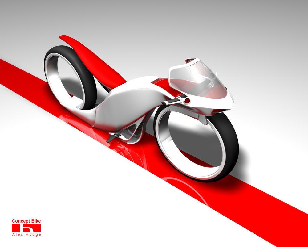 Concept bike - Final Render by L-X