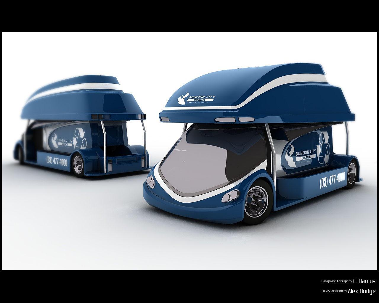 Freelance Model - Truck by L-X