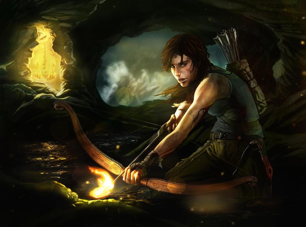 The Survivor by Caelkriss