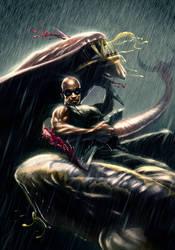 Riddick: Rule the Dark by Caelkriss
