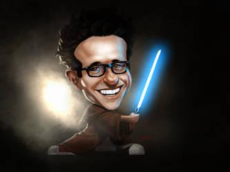 A New Hope: Jedi-Jedi Abrams by Caelkriss