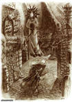 Lady of Pain by Fuflon