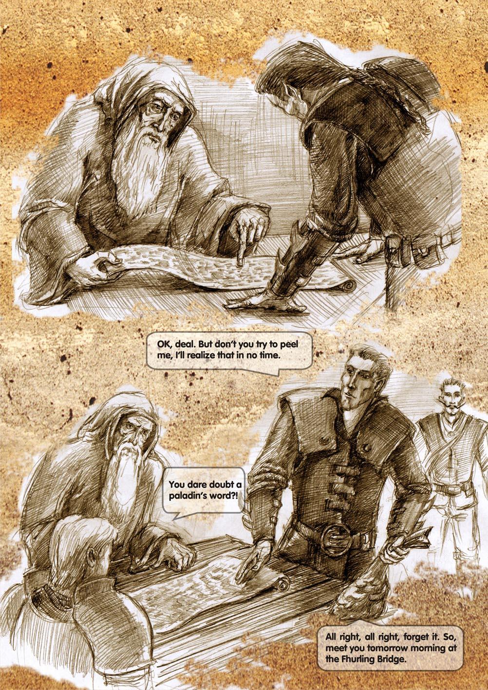 Planescape comic - strip 13