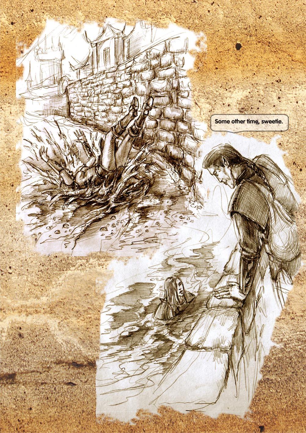 Planescape comic - strip 22