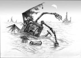 Nordom's Death by don Fuflon by Deusuum