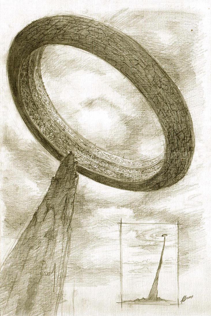 Sigil City of Doors by Fuflon by Deusuum