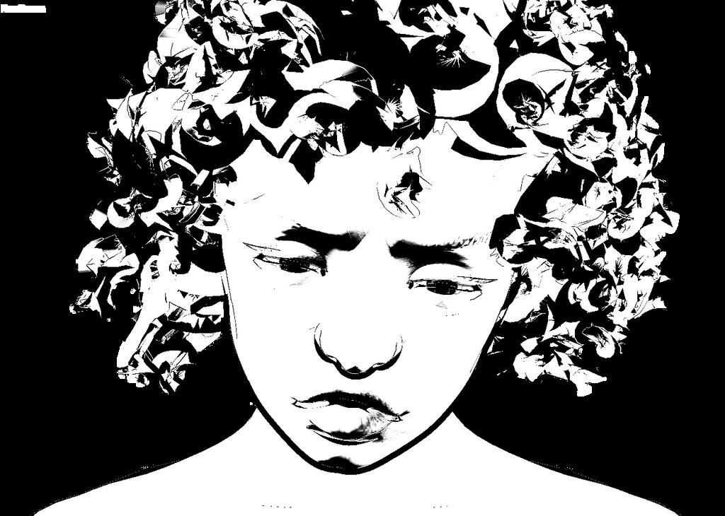 Line Art Render : Line art render by donsand on deviantart