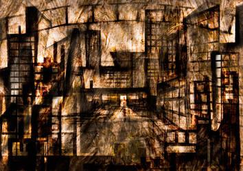 cityscape by bing66