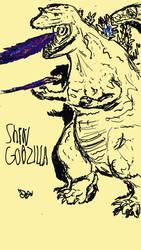 Shin Godzilla by marcusproductions