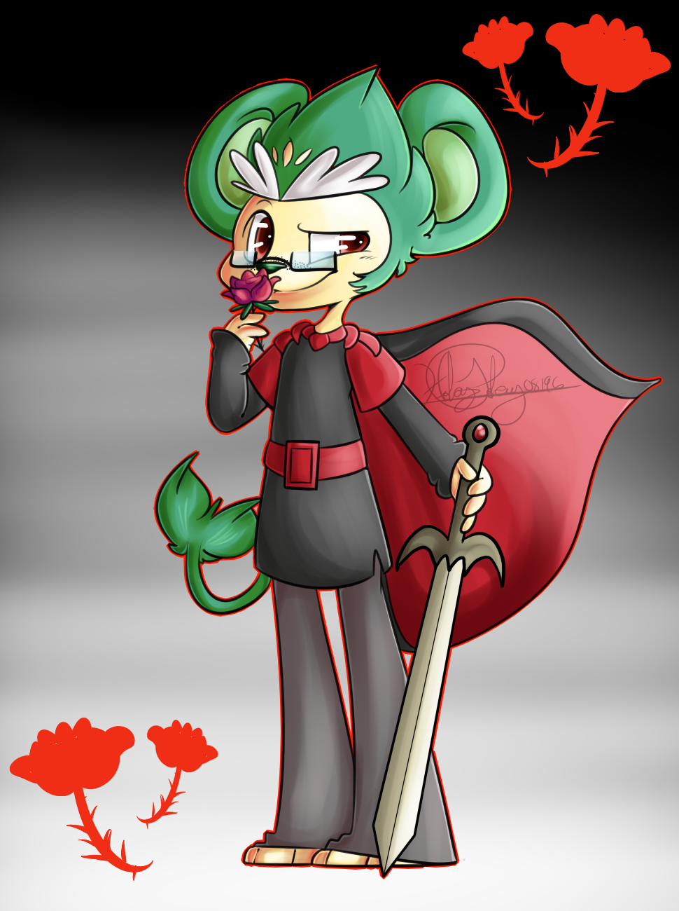 RR Knight Of The Red Roses By HockeyPocky On DeviantArt