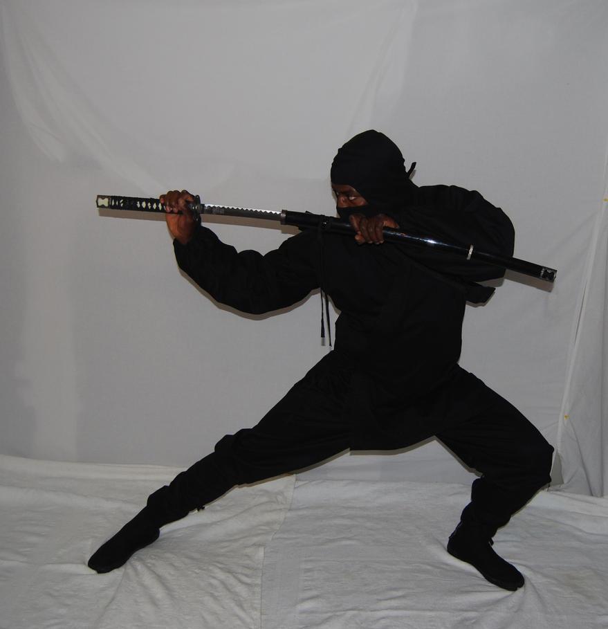 Ninja01 by Muttstock
