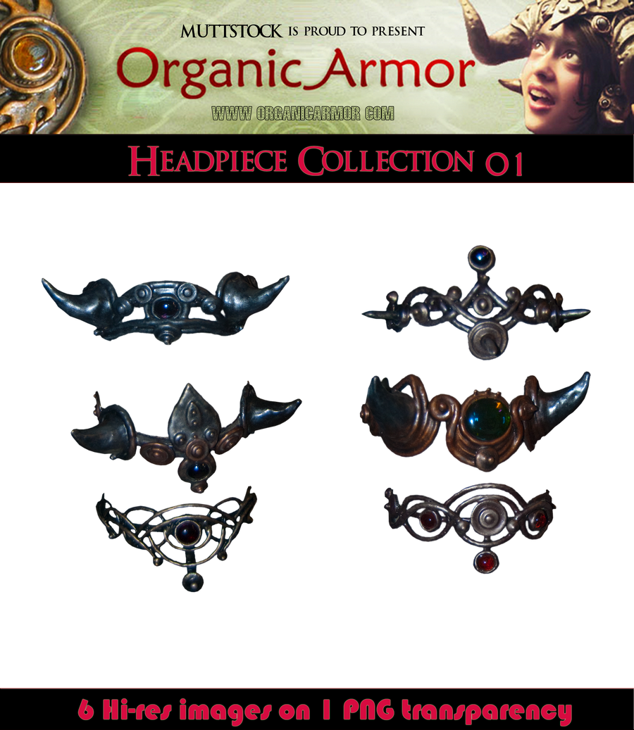 OA Headpiece Collection 01