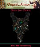 OA - Green Leaf Choker