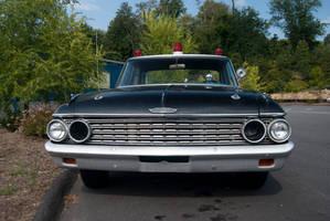Old Cop Car 03