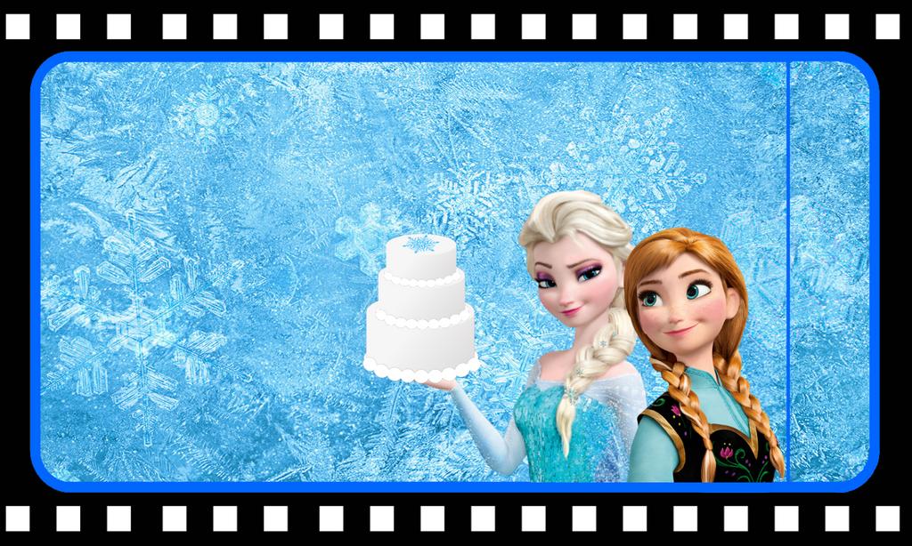 Frozen birthday invitation by vaimpir on deviantart frozen birthday invitation by vaimpir stopboris Images