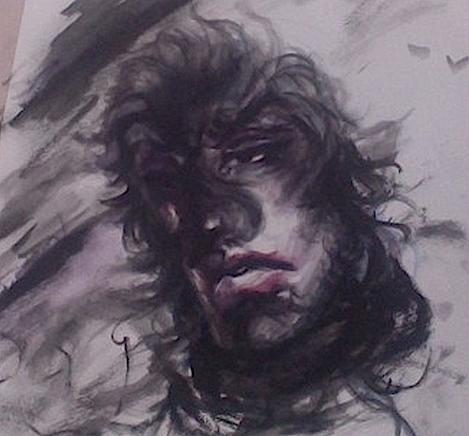 Adrian Speed Paint by MyEmeraldTears