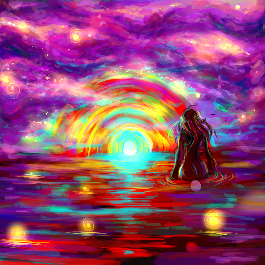 2 Hour Speed Paint: Color Walk by MyEmeraldTears
