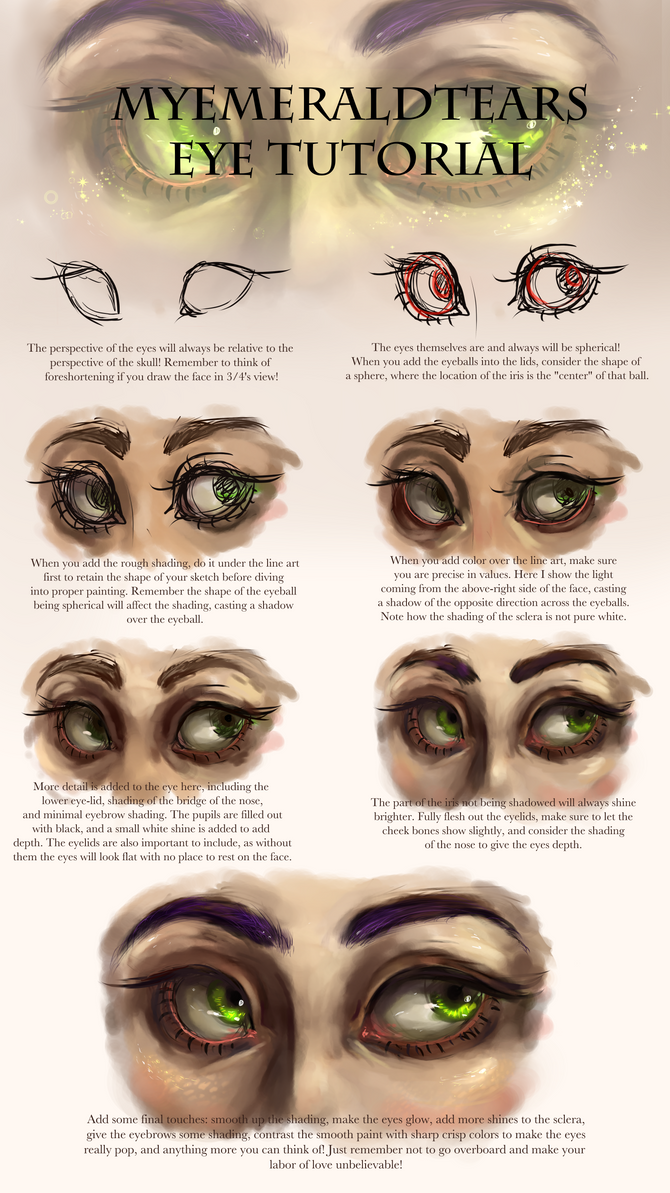 Eye tutorial step by step by myemeraldtears on deviantart eye tutorial step by step by myemeraldtears baditri Images