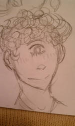 curly haired cyclops by SorrelHawkfire