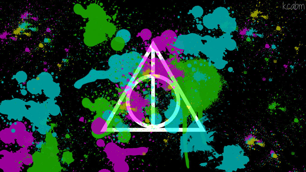 gallery for deathly hallows symbol always wallpaper