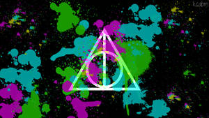 deathly hallows wallpaper *1366 x 768*