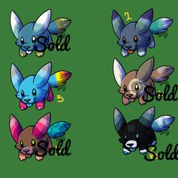 First Adopt sale - OPEN and CHEAP :)