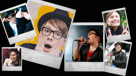Patrick Stump Wallpaper *FREE DOWNLOAD*