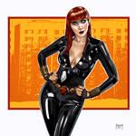 Marvel Month Black Widow