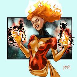 Marvel Month Jean Grey