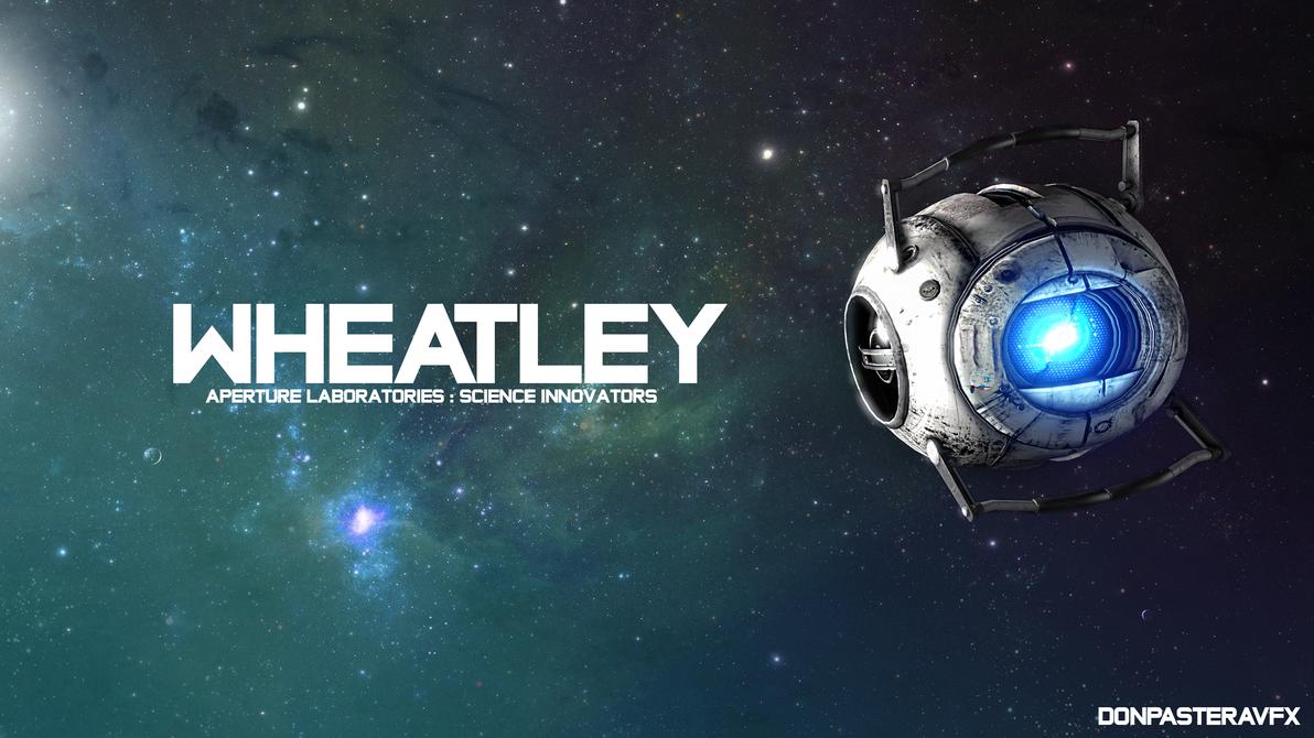SFM - Meet Wheatley by kingdeviantart6530